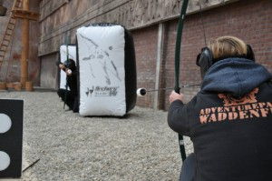 Archery Tag Adventurepark Waddenfun