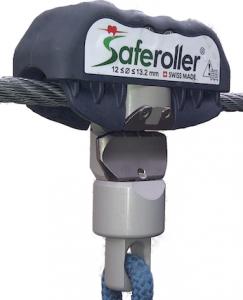 Saferoller bij Adventurepark Waddenfun